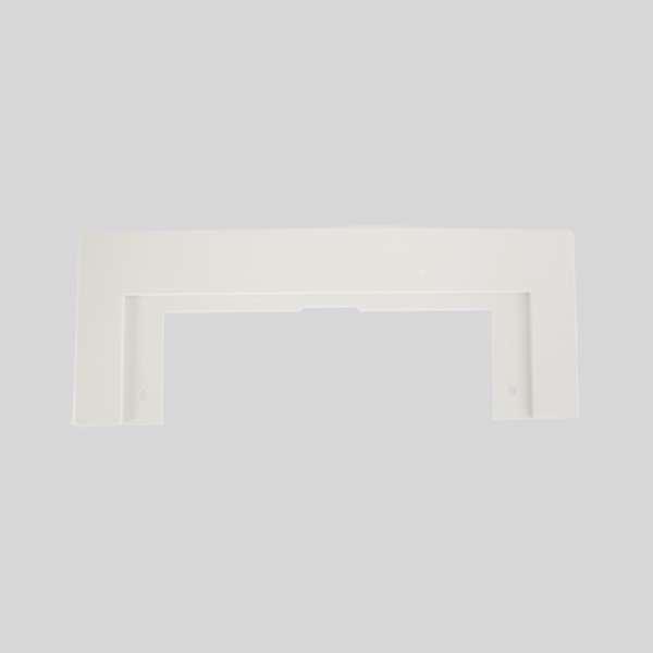 White Vacpan Plate
