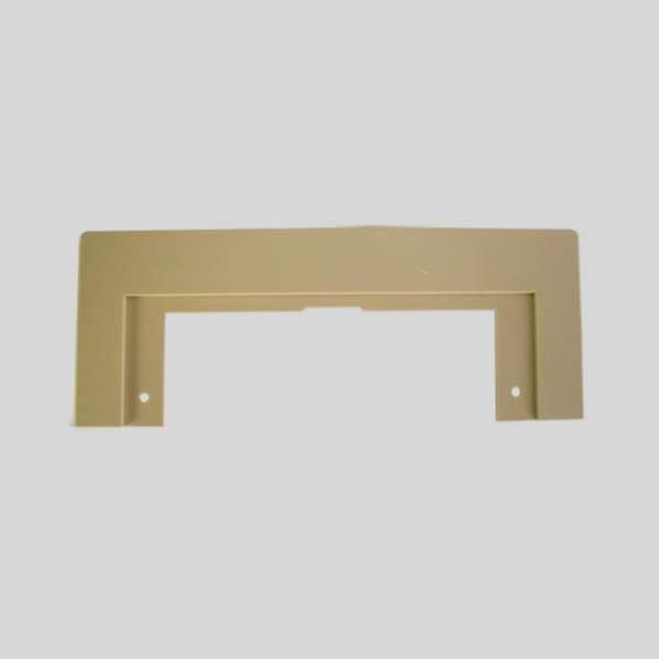 Ivory Vacpan Plate