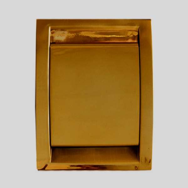 Premier Gold Inlet Valve