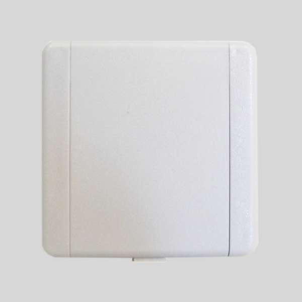 European PVC White Inlet Valve