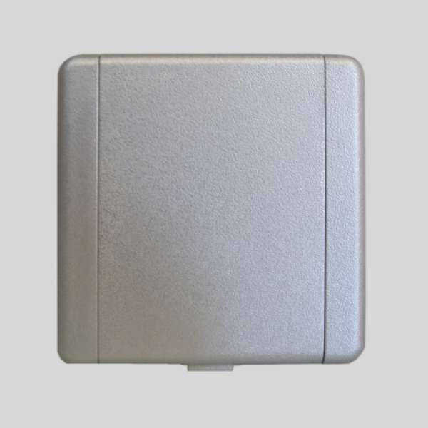 European PVC Silver Inlet Valve