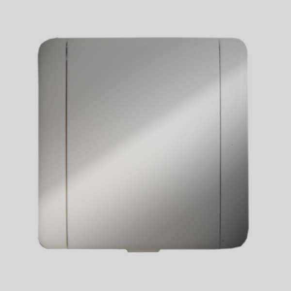 European Metal Silver Inlet Valve