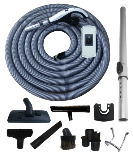 Kit Special + On/Off Hose with STD Cuff and Button Switch Handle - 9 m