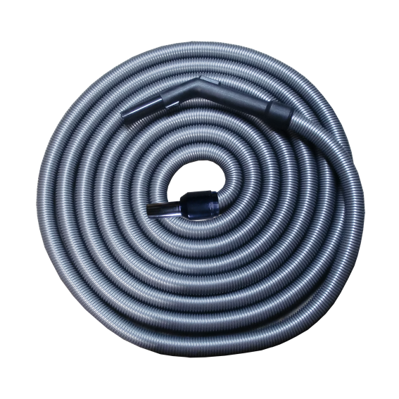 STD Hose with Swivel Cuff and Plastic Handle - 15 m