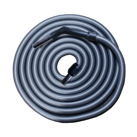 STD Hose with Swivel Cuff and Metal Handle - 12 m