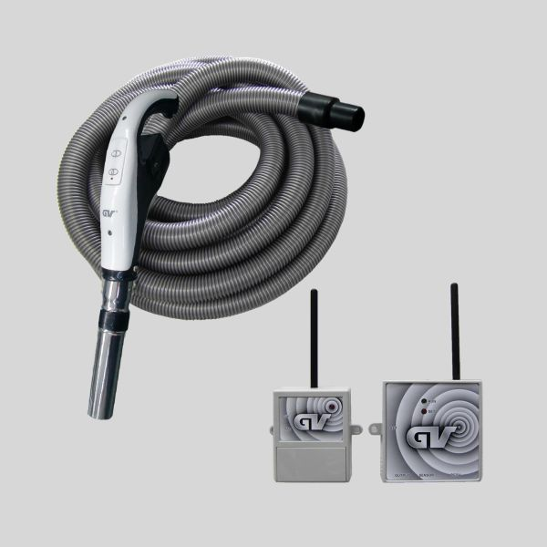 Wireless Kit - With 9m Hose - With Vacpan Receiver