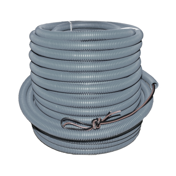 Cable Pipe with Electrical Cable