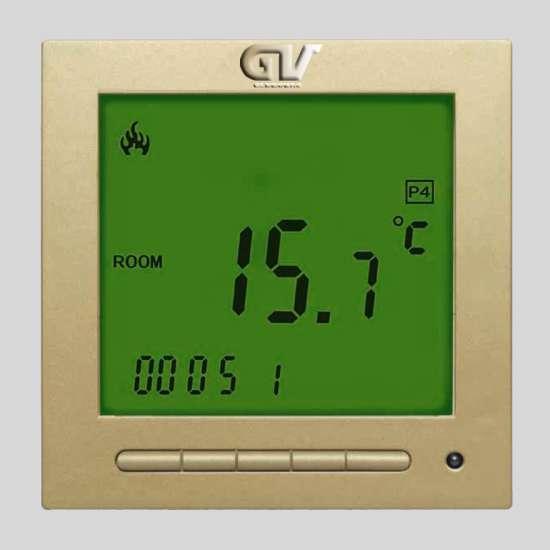 Digital Programmable S603 - Golden