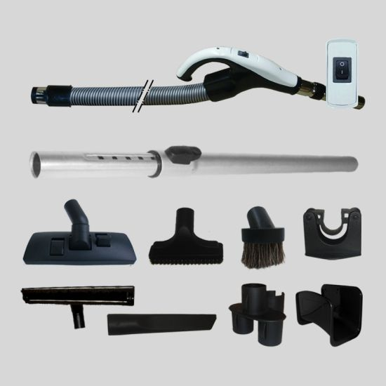 Kit Special + On/Off Hose with STD Cuff and Button Switch Handle - 7m