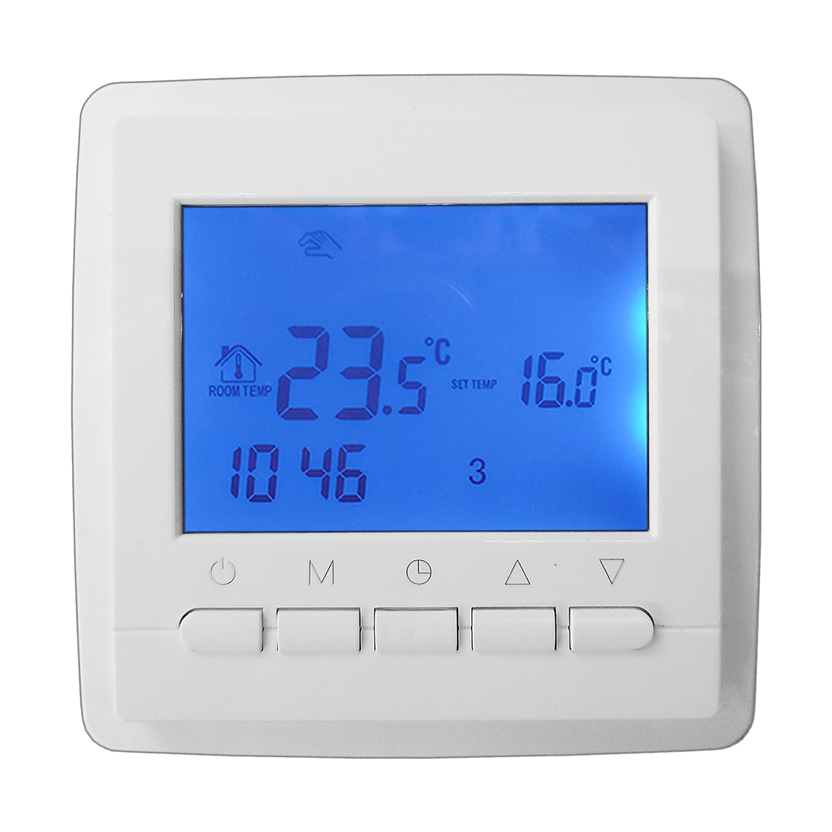 Digital Programmable TC40S - White