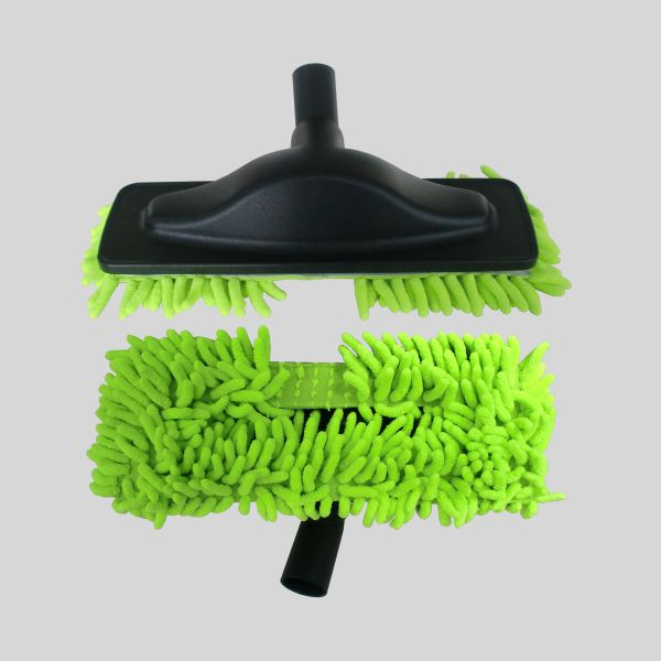 Mopa Brush Green Microfiber
