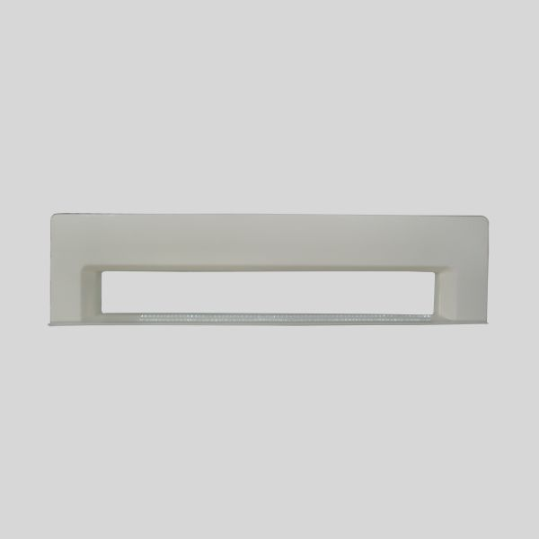 Ivory Rectangular Kitchlet Front