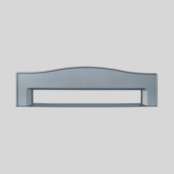 Silver Vintage Kitchlet Front
