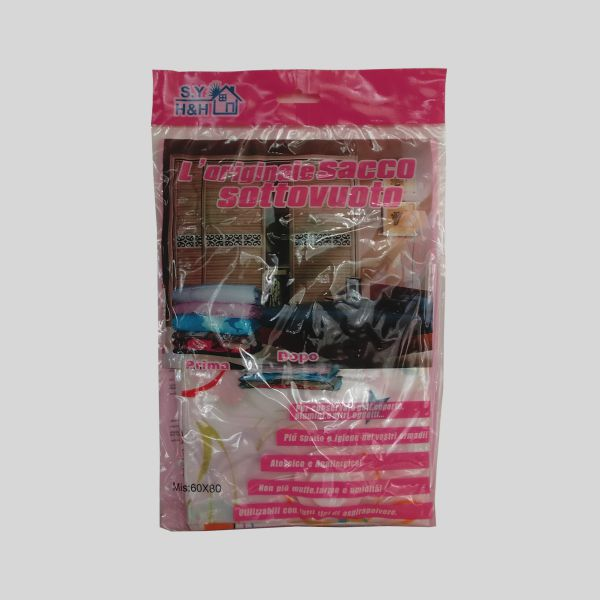 Vacuum Bag 60X80