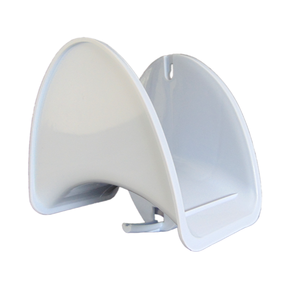 Hose Holder White