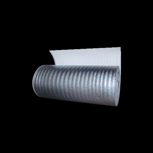 Insulation 5mm Polyethylene Foam With 1 Face Pet Met
