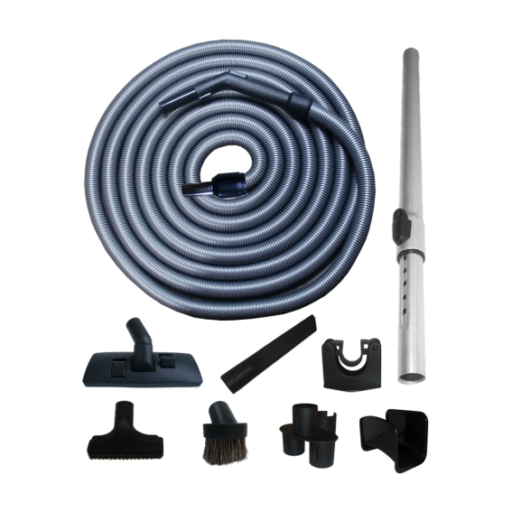 Kit Light + STD Hose with Swivel Cuff and Plastic Handle - 15 m