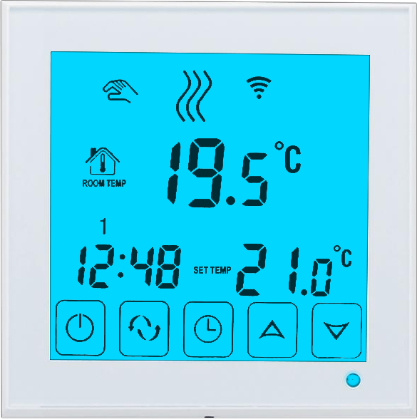 Touch Screen Wifi - White