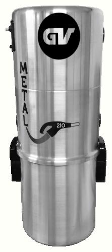 Metal 210 Confort