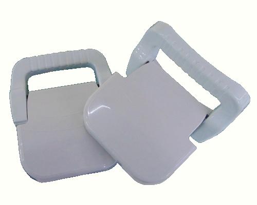 Supra latches - White