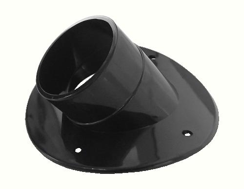 Inlet Nozzle - Black