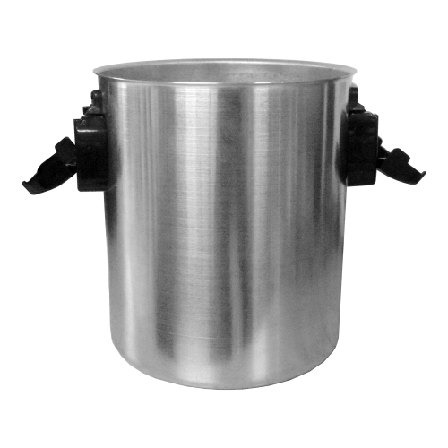 Metal Tank with Latches